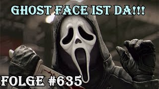 🔴 Ghost Face ist da! (auf PTB) - Dead by Daylight - #635 [German]