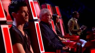 The Voice UK 2013   Diva perform