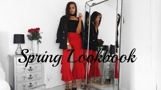 SPRING LOOKBOOK 2017 || Laura Meachem