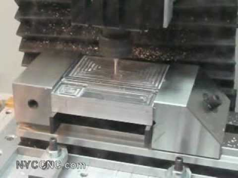 How to machine a CNC mill part - Start to finish!  Episode 2