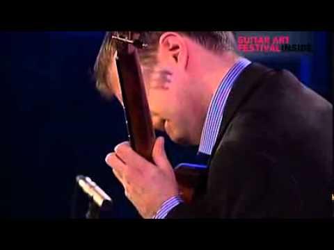 Goran Krivokapic CPE Bach Sonata for Flute