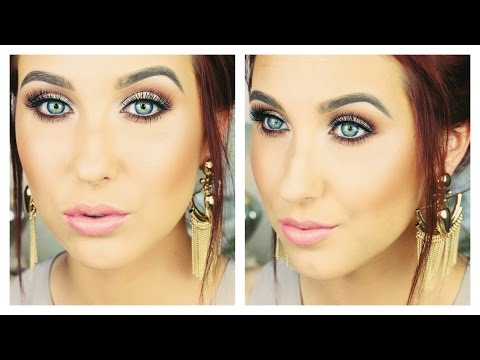 Daytime Glam For Every Woman - Makeup Tutorial