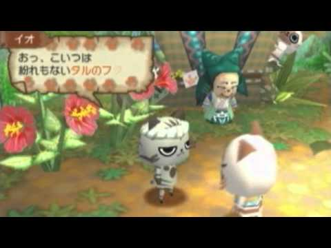 魔物獵人日記 暖呼呼艾路村-「增加夥伴的方法」遊玩影片-PSP-巴哈姆特GNN