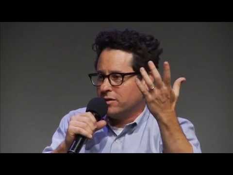 J.J. Abrams: S. Book Interview