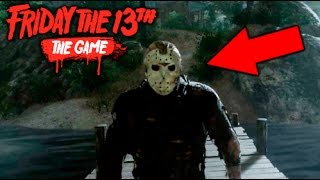 SE PUEDE MATAR A JASON EL ASESINO ?? Friday the 13th The Game Makiman