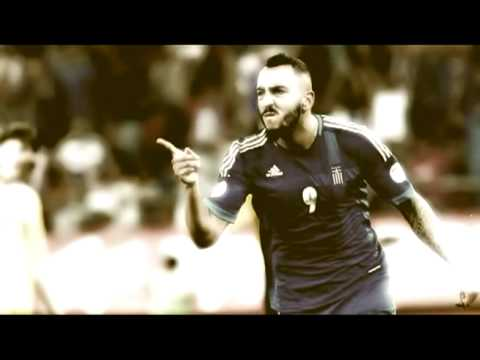 Kostas Mitroglou - From Olympiacos to Fulham