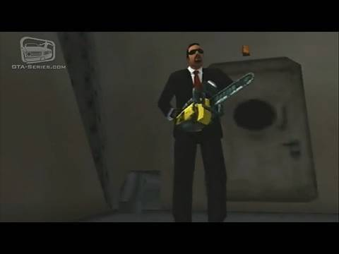 GTA Liberty City Stories - Walkthrough - Mission #30 - The Portland Chainsaw Masquerade