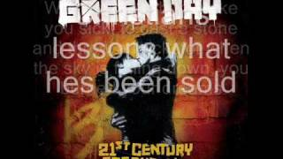 Watch Green Day Before The Lobotomy video