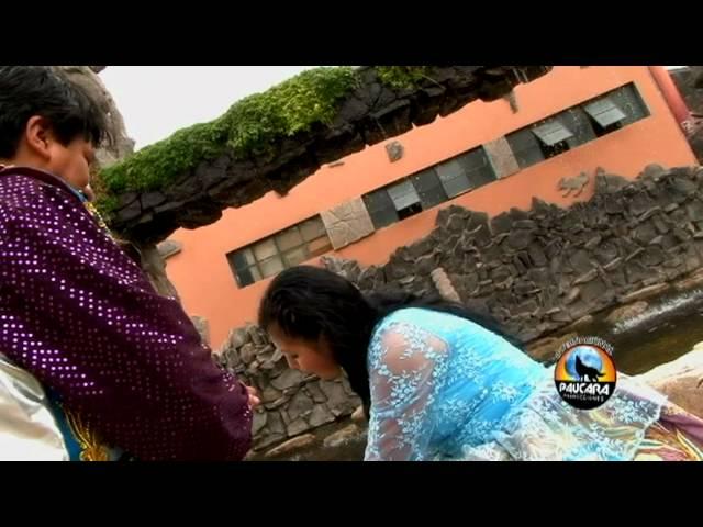 ELOY DE LOS ANDES Y LOURDES HUACHACA HD Primicia 2012 (video oficial) Duo - Desde lejos he venido