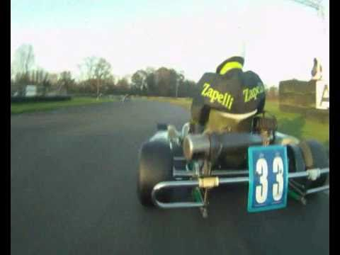 On board footage from Luke Cooper the Whilton Mill Junior TKM Champion in 2010, testing at whilton mill on the 27th November 2010. Drivers in the Video: #5 - Danny Keirle #7 - Luke Cooper...