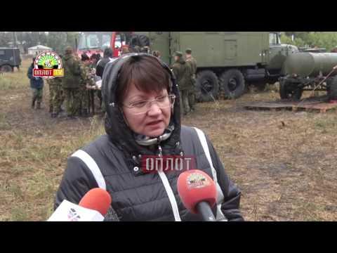 Первые Республиканские студенческие военно-патриотические игры «Заря – 2016»