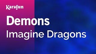 download lagu Karaoke Demons - Imagine Dragons * gratis