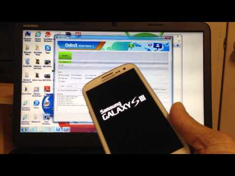 how to root samsung galaxy s3 4.1.1 jellybean  T-Mobile t999 / At&t / Sprint