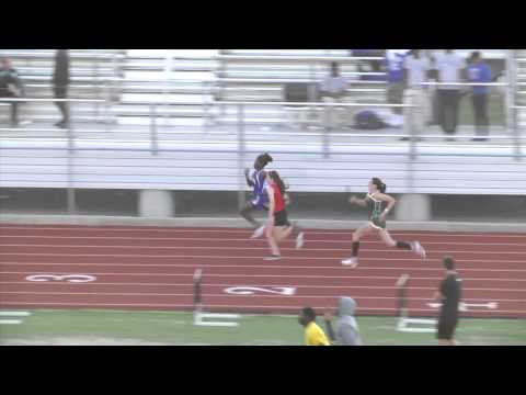 Region II-5A Girls 4 x 100 H 1 & 2