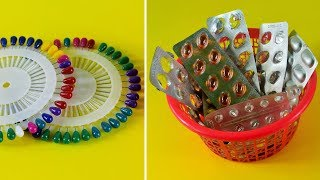 12 Amazing Craft Out Of Waste || DIY Arts and Crafts || Best Out Of Waste ||