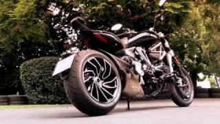 Ducati XdiavelS Road Test