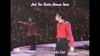 Michael Jackson Video - [Vietsub-Lyrics] Michael Jackson at Clinton Gala 1993