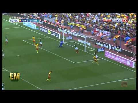 Amplio Resumen FC Barcelona vs Athletic Club de Bilbao [2-0][13-09-2014] BarçaTV
