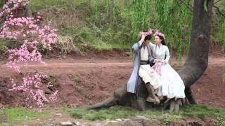 [BTS] Zhao Li Ying & William Chan - Flower Garlands Cut