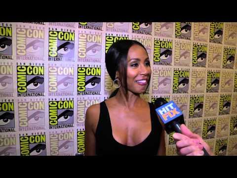 Jada Pinkett Smith on cracking skulls in 'Gotham' and her Buffy obsession