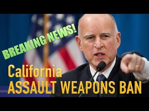 California Assault Weapons Ban - TGC News!