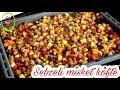 FIRINDA SEBZELİ MİSKET KÖFTE/Fırın Yemekleri/ŞEFFAF MUTFAK mp3 indir