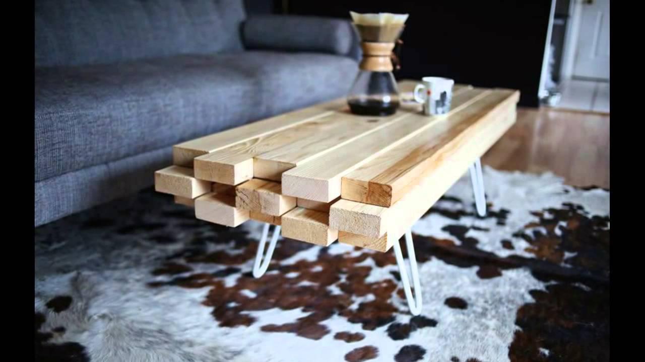 Оригинальные столы из дерева своими руками фото и