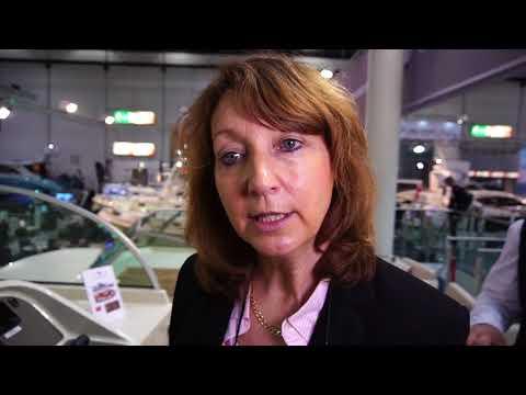 20180125 Bootsmesse 2018 Düsseldorf Linssen Yachts Grand Sturdy 40.0 AC Lisa Kreusch Sven Herzog