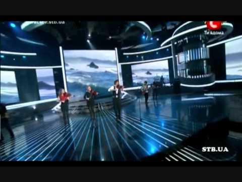 Alexander Rybak / X factor - Oah! (russian version)