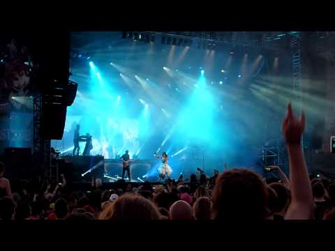 Within Temptation - Ice Queen (live) @ Summer Breeze 2012