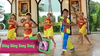 Ca Nhạc Thiếu Nhi Bống Bống Bang Bang |  Nhảy Cùng BiBi | Nhạc Thiếu Nhi vui Nhộn