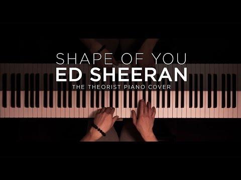 Ed Sheeran - Shape of You | The Theorist Piano Cover