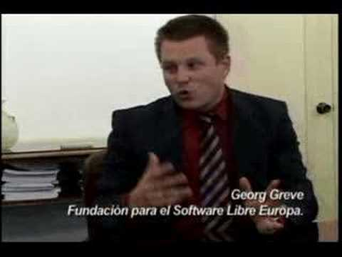 Ministro Economia Chile - Fund. Software Libre Europa (2)
