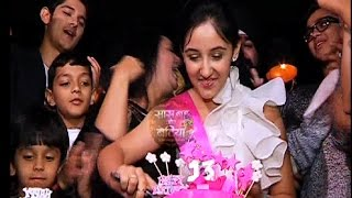 Birthday Bash of Ashnoor Kaur aka choti Naira.