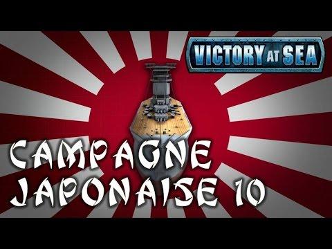 Victory at Sea - Let's Play - La voie impériale - 10