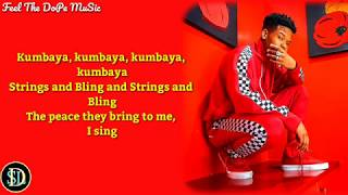 Nasty C - Strings And Bling (Lyrics)