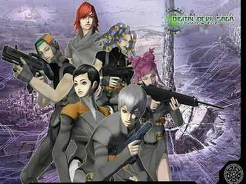 [TOP 100] RPG Battle Themes #87 SMT: Digital Devil Saga