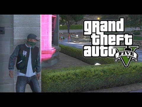 Gta 5 Thug Life #2 - Sneaking Into The Playboy Mansion! video