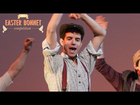 27th Annual Easter Bonnet Competition Performance by the casts of Newsies and Annie