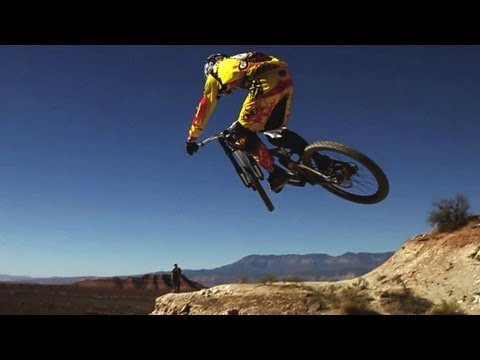 MTB freeride Session - Logan Binggeli