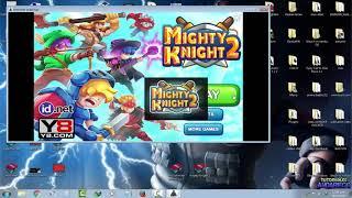 mighty knight 2 portable para pc