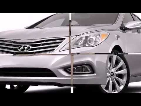 2013 Hyundai Azera Video