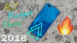 Best Budget Smartphone of 2018