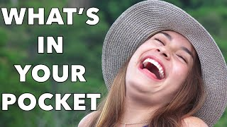 Funny Jokes - Excuse Me, What's That In Your Pocket...