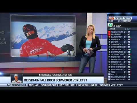 Michael Schumacher Skiunfall