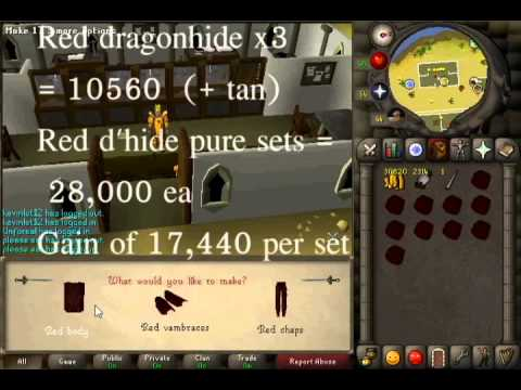 Crafting With Profit Osrs