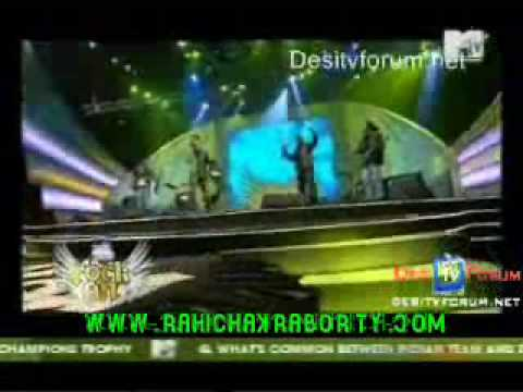 OyE LuCKy - RAHI CHAKRABORTY 'S PoWER VOCaLs on MTV ROCK ON (info: WWW.RAHICHAKRABORTY.COM) Video