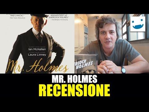 Mr. Holmes - di Bill Condon, con Ian McKellen, Laura Linney
