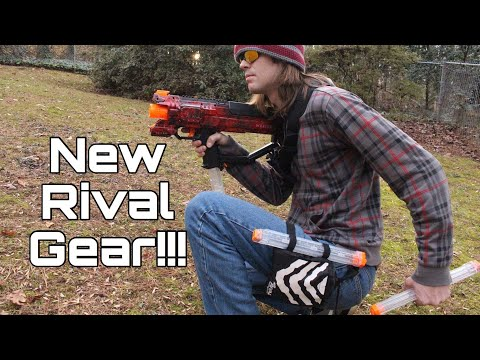 Nerf Rival Tactical Rig And Strap Reviewed