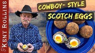 Scotch Egg Recipe - Deep Fried Easy Egg Recipe
